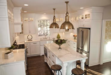Houzz Award Winning Cabinet Company Oakland County, MI