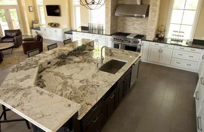 Grosse Pointe Shores Kitchen Cabinets