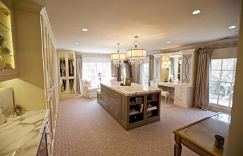Custom Closets & Mudrooms