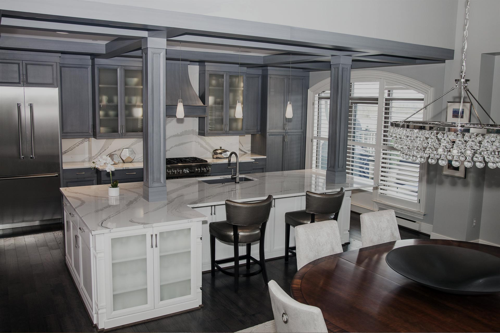 Grosse Pointe Woods Kitchen Cabinets